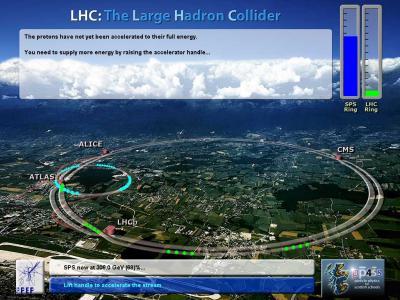 """""""El laboratorio LHC tiene un 75% de probabilidad de extinguir la Tierra"""""""